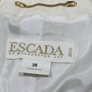 Escada Jackets & Coats - Escada five Button Jacket
